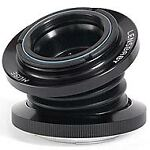 Lensbabies  Lensbaby Muse Plastic Optic 50 mm   F/2.0-8.0  Lens For Pentax