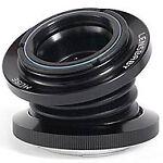 Lensbabies  Lensbaby Muse Plastic Optic 50 mm   F/2.0  Lens For Nikon
