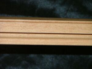 KRAFTMAID-Maple-Cabinet-Beaded-Light-Rail-Molding-TRIM