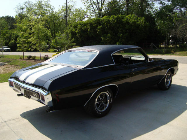Beautiful 1970 Chevelle SS 454!