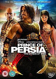 Prince of Persia The Sands of Time  DVD Gemma Arterton Jake Gyllenhaal Ben Ki - Banbury, Oxfordshire, United Kingdom - Prince of Persia The Sands of Time  DVD Gemma Arterton Jake Gyllenhaal Ben Ki - Banbury, Oxfordshire, United Kingdom