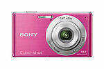 Sony Cyber-shot DSC-W530 14.1 MP Digital...