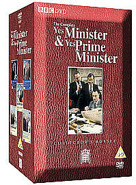 Yes Minister amp Yes Prime MinisterCollectors Box Set7 x DVD NEWSEALED2006 - Watford, United Kingdom - Yes Minister amp Yes Prime MinisterCollectors Box Set7 x DVD NEWSEALED2006 - Watford, United Kingdom
