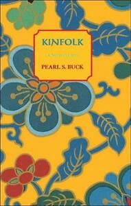 Kinfolk: A Novel of China by Pearl S. Buck (Paperback, 1996)