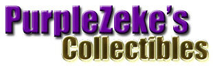 PurpleZeke's Collectibles