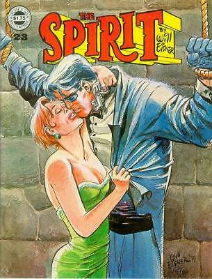 The Spirit Magazine # 23 (Will Eisner) (USA, 1980) online kaufen