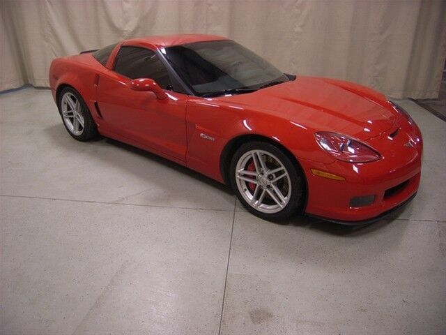 Chevrolet Corvette Z06 Hardtop Manual 7.0L