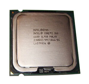 Intel Core 2 Duo E6600 2.4GHz Dual-Core (BX80557E6600) Processor | eBay