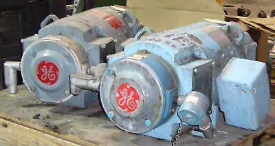 Ge Electric Dc Motor Hp 5 Rpm 1150 9175lr