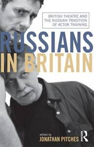 Russians in Britain, Jonathan Pitches