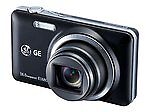 GE POWER series E1680W 16.0 MP Digital Camera - Black