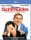 Dinner for Schmucks (Blu-ray Disc, 2011)