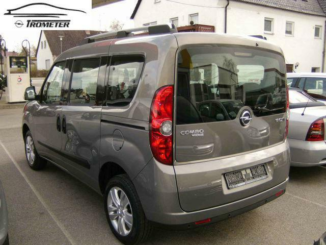 used opel combo 16 cdti edition 7 sitzer alu tempomat. Black Bedroom Furniture Sets. Home Design Ideas