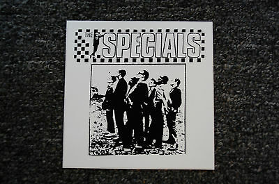 The Specials Sticker (S159)