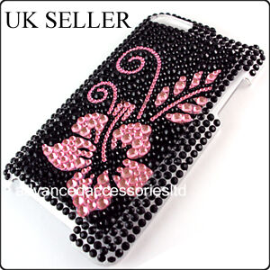 FOR APPLE IPOD TOUCH 2/3 2g 3g DIAMOND CASE BLING COVER