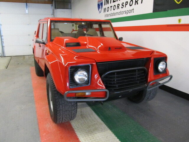Lamborghini LM002 RARE 4X4 SUV - 1 of 301 Ever Made !!!