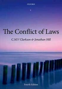 The Conflict of Laws-ExLibrary