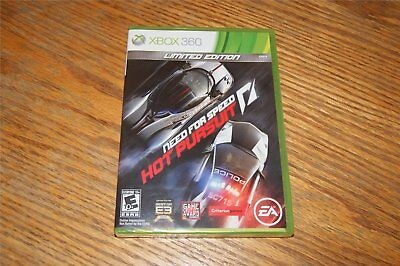 Need For Speed Hot Pursuit Limited Edition Xbox 360