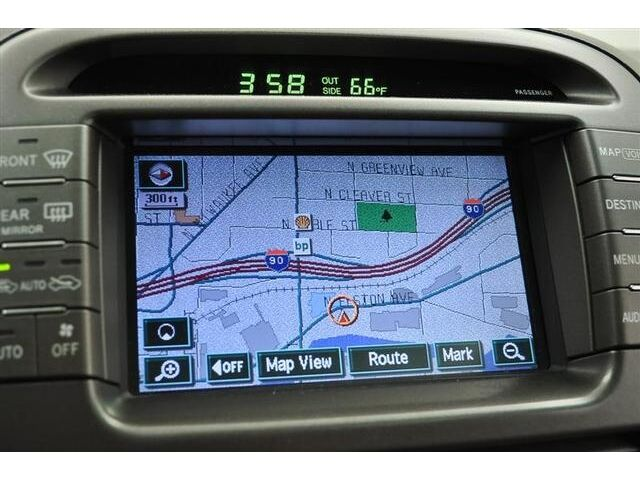 04 Ultra Luxury Navigation Black Onyx Used Two Owner