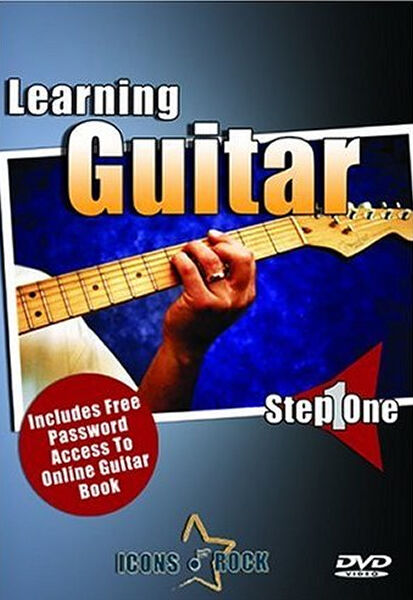 Learn GUITAR LESSONS NOW Beginner DVD Easy Learning Guitar Video DVD BRAND NEW!