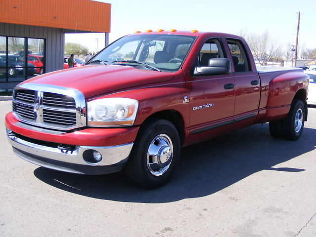 2006 DODGE RAM 3500 DUALLY 6SP 2WD 5.9L DIESEL CUMMINS
