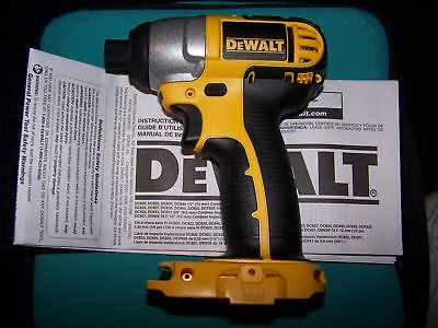 "New DEWALT DC825 1/4"" cordless 18V impact driver free shipping 18 volt on Rummage"