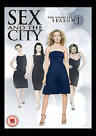 Sex And The City - Series 1 (DVD, 2008, Box Set)