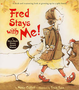 Fred Stays With Me!, Coffelt, Nancy, Paperback, New