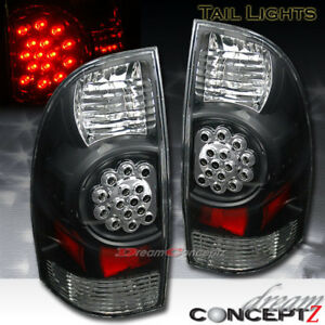 2005 2006 2007 2008 toyota tacoma led l e d tail lights. Black Bedroom Furniture Sets. Home Design Ideas