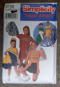 CHEERLEADING OUTFIT PATTERN « PATTERNS