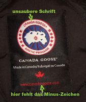 Canada Goose expedition parka replica cheap - Canada Goose Jacken - kleine Fake-Kunde :-) | eBay