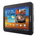 Samsung Galaxy Tab GT-P6210 16GB, Wi-Fi, 7in - Metallic Gray