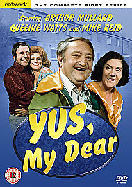 Yus, My Dear - series 1  DVD  starring Arthur Mullard