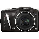 BRAND-NEW-Canon-PowerShot-SX130-IS-12-1-MP-Digital-Camera-in-Black-STILL-SEALED