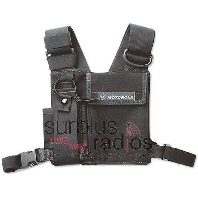 Motorola Chest Pack For Portable Radios Motorola Gtx800 Gtx900 Gp300 P1225