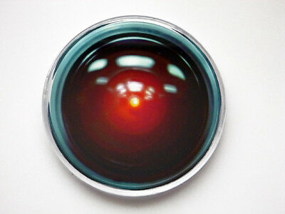 HAL 9000 fridge magnet 2001 A SPACE ODYSSEY large 8cm