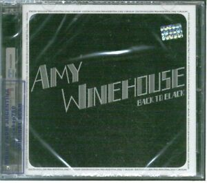 AMY WINEHOUSE BACK TO BLACK DELUXE SEALED 2 CD SET