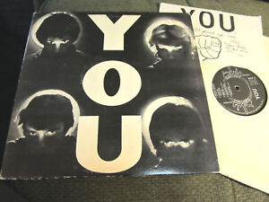 YOU-Are-Coming-LP-1979-minimal-synth-no-wave-art-punk-NM-w-insert-rare-vinyl-oop