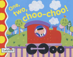 One-Two-Choo-Choo-Ladybird-Baby-Toddler-Gale-Emily-Used-Good-Book