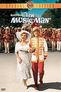 The Music Man (DVD, 1999)