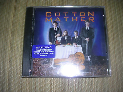 Cotton Mather - Cotton Is King Cd Sealed Rare