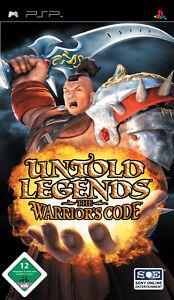 Untold Legends: The Warrior&#039;s Code (Sony PSP) - <span itemprop=availableAtOrFrom>Leibnitz, Österreich</span> - Untold Legends: The Warrior&#039;s Code (Sony PSP) - Leibnitz, Österreich