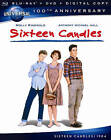 Sixteen Candles (Blu-ray/DVD, 2012, 2-Disc Set)