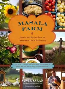 Masala Farm by Suvir Saran (Hardback, 2011)