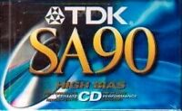 How to date vintage Audio Cassette Part II TDK SA