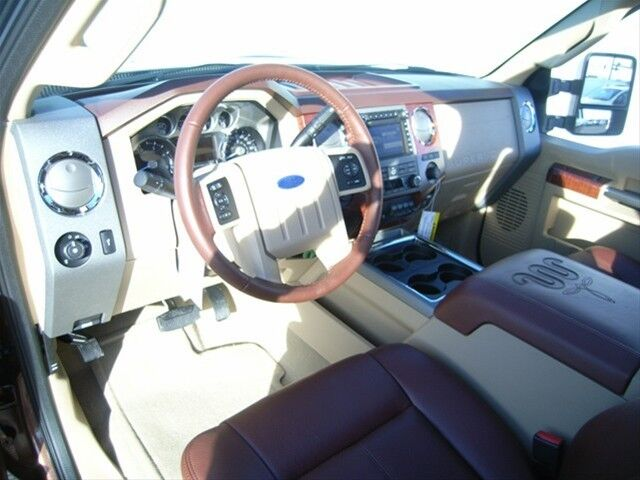 King Ranch Diesel New 6.7L NAV CD 4 Doors 4-Wheel Drive