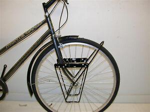 TOURING-BIKE-FIXIE-LOWRIDER-FRONT-PANNIER-LUGGAGE-RACK-LC3773