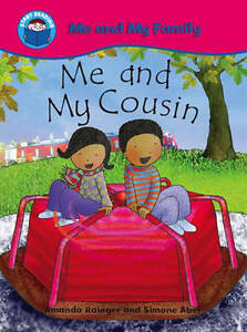 Me-and-My-Cousin-Start-Reading-Me-and-My-Family-Rainger-Amanda-Used-Good