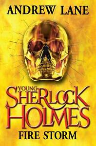 Lane-Andrew-Young-Sherlock-Holmes-4-Fire-Storm-Book
