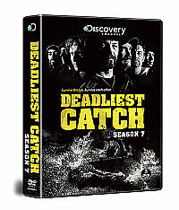 Deadliest Catch - Series 7 (DVD, 2011, 5-Disc Set)